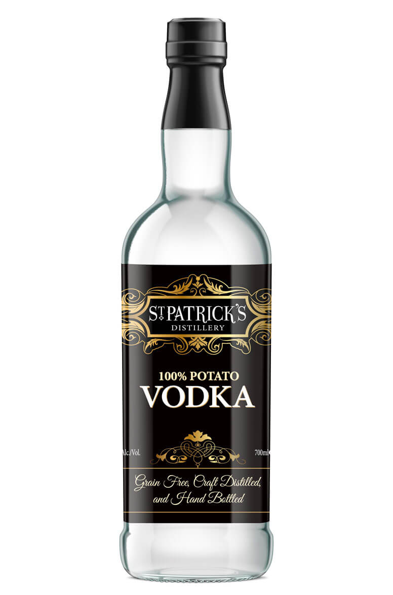 St Patrick S Potato Vodka